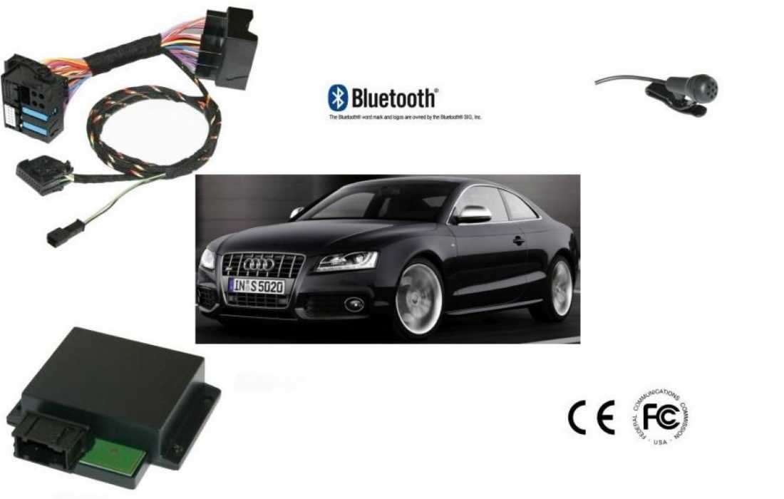 AUDI Kufatec Bluetooth